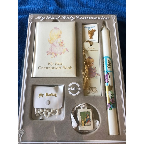 Precious Moments Other - 🤍Precious Moments First Communion Vintage Set